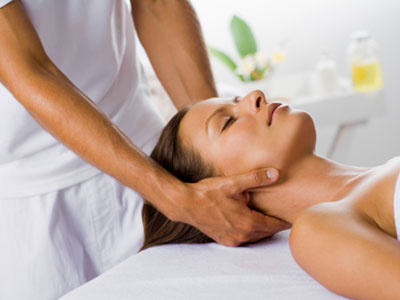 Neck Massage near Johnson City